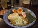 ぶぶか(豊洲):味卵入り油そば